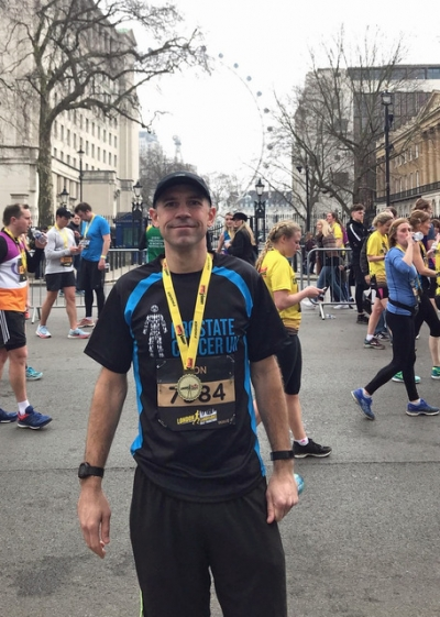 Running the London Half Marathon
