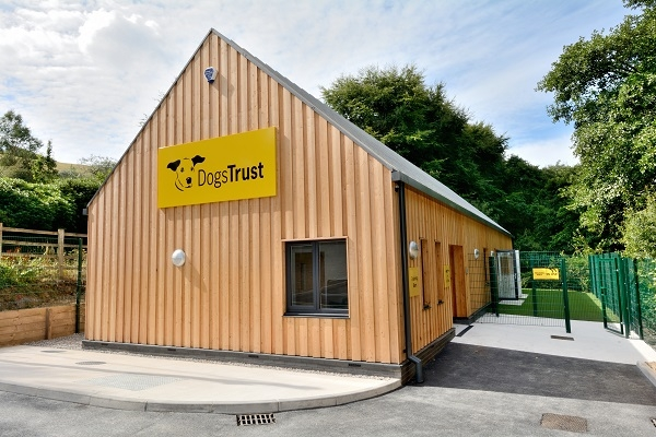The Dogs Trust Training Barn